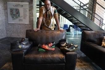 Atlanta based sneaker company, Sneakerscustom, generates buzz worldwide | Society and culture | Scoop.it