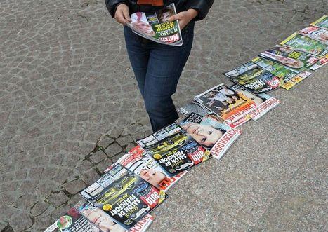 Lagardère rompt les liens avec dix mags - Ecrans   Presse   Scoop.it