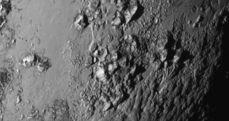 From Mountains to Moons: Multiple Discoveries from NASA's New Horizons   Amazing Science   Scoop.it