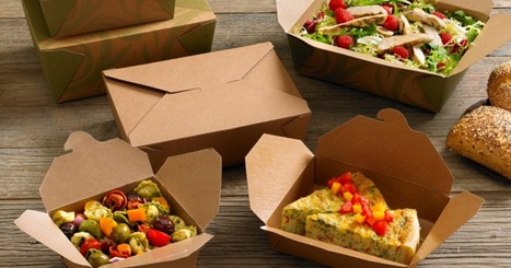 Recyclable Food Containers   Food Boxes & To-Go Containers   Scoop.it