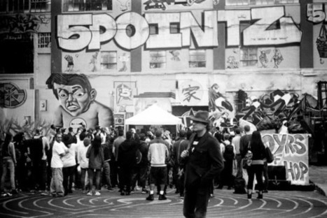 Photographs Capture The Final Days At 5 Pointz | What's new in Visual Communication? | Scoop.it