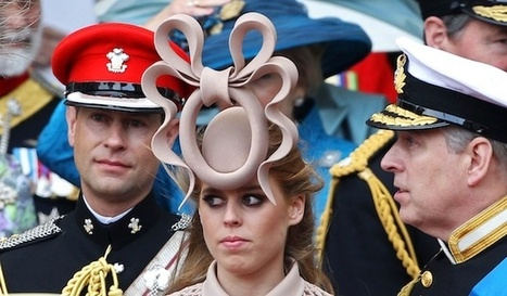 Princess Beatrice's Crazy Hat >> what's so hot about it? | In Today's News of the Weird | Scoop.it