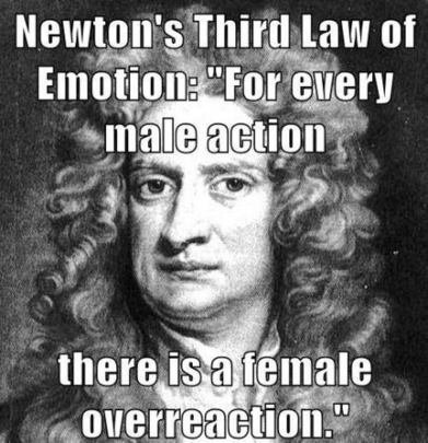 Newton's third law of emotion.. | BLAGA2BAL | Scoop.it