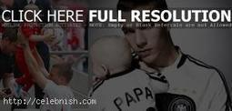 Lukas Podolski: Tattoo of son Louis on chest | Entertainment Biographies | Scoop.it