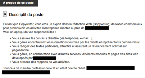 Ce que n'est PAS un copywriter - Le Club de Mediapart (Blog)   rédaction web   Scoop.it