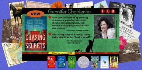 Gennifer Choldenko Author   K-12 School Libraries   Scoop.it