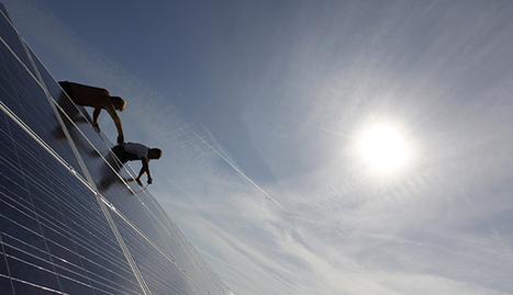 La Biomasa y la Energía Solar Térmica, permitirá obtener Aire Acondicionado | Antonio Porton en granpyme.com | Geotermia y Biomasa | Scoop.it