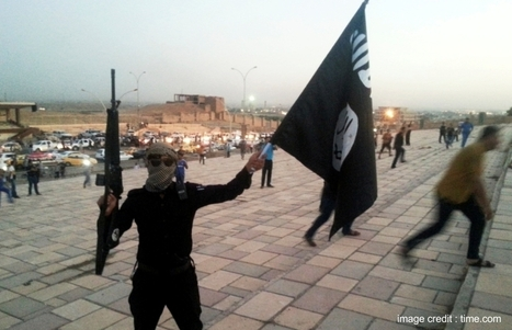 ISIS will behead a British if Air Strikes are not called off   World Latest News   Scoop.it
