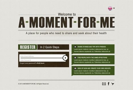 A Moment For Me - Medical Social Networking Application Developed in Ruby on Rails | Ruby on Rails | Scoop.it