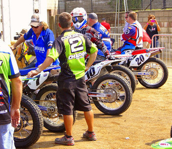 Stu's Shots R Us: RIDE Academy's Ocala, FL. Stop on January 26 ... | California Flat Track Racing | Scoop.it