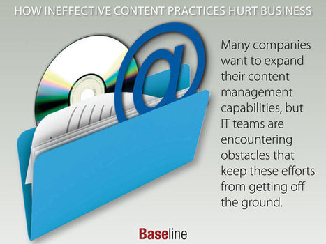 How Ineffective Content Practices Hurt Business | Engagement & Content Marketing | Scoop.it