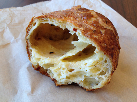 Smoked cheddar gougere – Craftsman &Wolves | thedancingcheese | Scoop.it