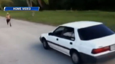 VIDEO: Florida teen attempts to jump over moving car to impress football recruiters; critically injured | The Billy Pulpit | Scoop.it