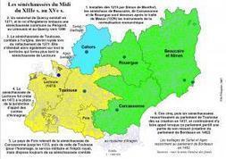 Les cartes du Languedoc médiéval | Brèves de scoop | Scoop.it