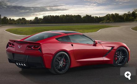 Chevrolet Corvette Z06 2014 - Encore plus de muscles - Actualités - L'Automobile Magazine | Buzz Actu - Top news on the web ! | Scoop.it