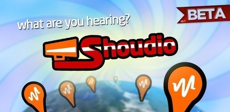 Shoudio - Applications Android sur Google Play | Android Apps | Scoop.it