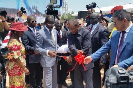 Bauxite : la Guinée prend-elle un risque avec la Chine ? | Herbovie | Scoop.it