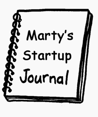 Marty's Startup Journal - What Its Really Like To Launch 2 BIG Websites & Risk It All | Startup Revolution | Scoop.it