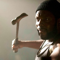 "The Walking Dead's Tyreese ""has a hammer, and he knows how to use it,"" promises Chad L. Coleman 