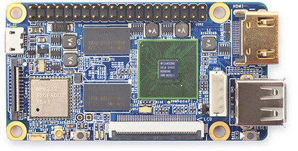 NanoPi2 is a Tiny Board with Samsung S5P4418 Processor, WiFi and Bluetooth Connectivity | Raspberry Pi | Scoop.it