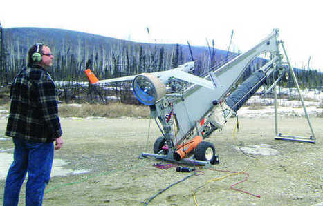 Expanded drone testing for commercial use another Alaska aviation ... | Aviation Matters | Scoop.it