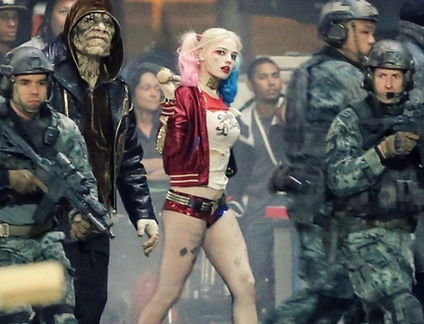 A DIY Harley Quinn Costume Guide From Suicide Squad | Mens Celebrity Fashion Jackets, Coat and Suits | Scoop.it