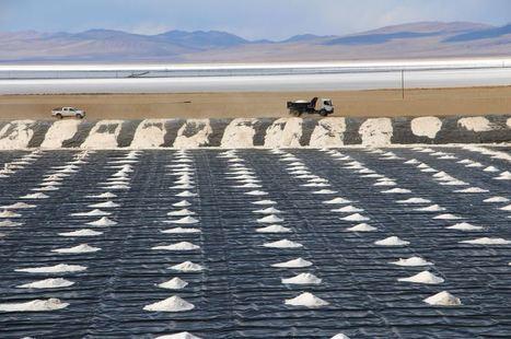 Corruption, pollution, consommation : les ravages du lithium en Argentine   Mobilité   Scoop.it