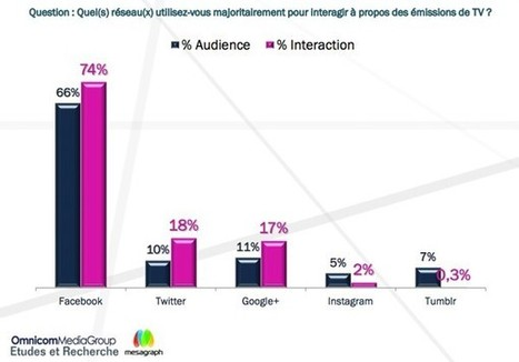 2013, année de l'explosion de la social TV en France | The new digital world of Video Content | Scoop.it