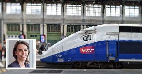 Emmanuelle Turlotte : «A la SNCF, l'open data est un des leviers de la transformation digitale» | Innovation, digital, communication | Scoop.it