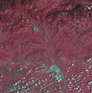 Uso del software OpeEV para generar imágenes compuestas | CEREGeo - Geomática | Scoop.it