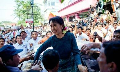 Aung San Suu Kyi: Non-violent resistance facing brutal dictatorship - Myanmar | Women Around The World | Scoop.it
