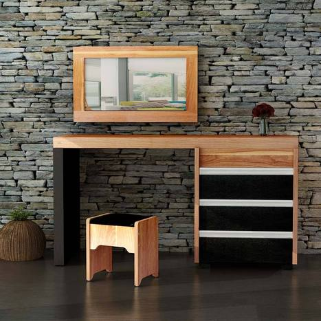 Buy Dressing Tables with Stool | Buy  Furniture Online | Online furniture | online furniture store | Scoop.it
