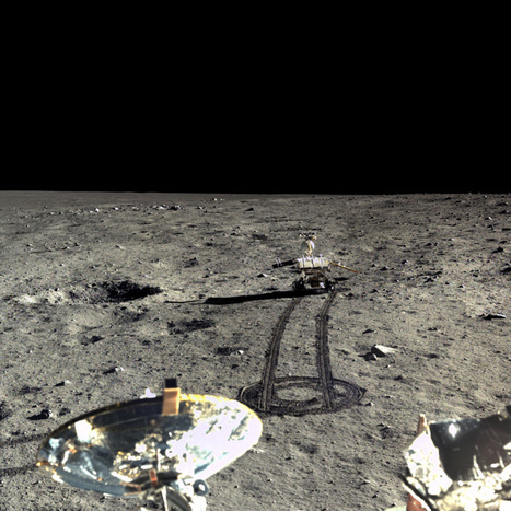 China Just Released True Color HD Photos Of TheMoon | News, Tools and Resources for Teaching and Learning in an Academy of Earth & Space Science | Scoop.it