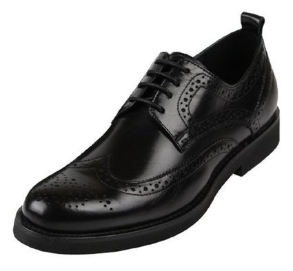 YUANMAI Men's Formal Wedding Lace Up Leather Shoes Vintage Round Toe Oxford   Wedding Shoes   Scoop.it