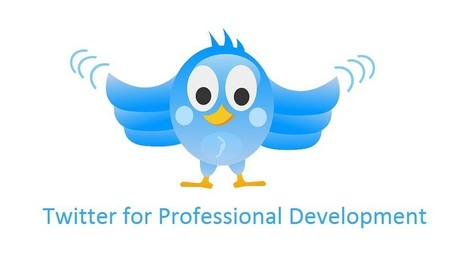 Amazing Ways Twitter Can Give Wings to Your Professional Development | Social media in libraries and library websites | Scoop.it