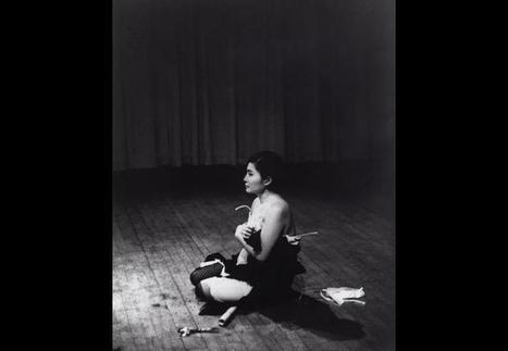 Asian Art | Yoko Ono at MAC Lyon | Le Mac LYON dans la presse | Scoop.it