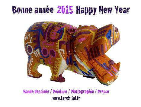 Bonne année 2015 | Interviews graffiti et Hip-Hop | Scoop.it