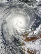 NASA gets an eyeful from major Cyclone Narelle affecting Western Australia - EurekAlert (press release) | Astronomy News | Scoop.it