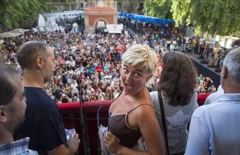 Un pregó feminista obre les festes de Gràcia | Plaça Lesseps | Scoop.it