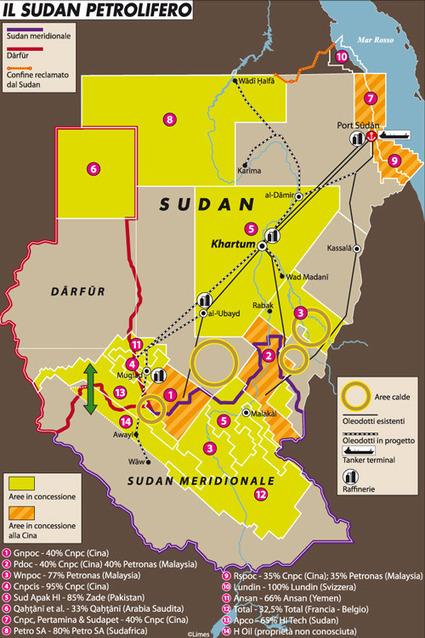 Il Sudan petrolifero | Il mondo che vorrei | Scoop.it