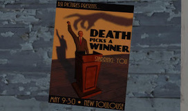Death Picks a Winner - The Aeon Theater, New Toulouse Bayou - Second Life | Second Life Destinations | Scoop.it