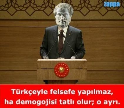 Türkçeyle Felsefe Yapılmaz Ha Demogojisi Tatlı Olur O Ayrı   Komik Capsler   Cinayet Dizisi Son Bölüm Tek Parça İzle   Scoop.it