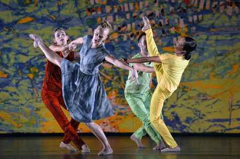 Benjamin Millepied et ses danseurs californiens nous racontent l'Amérique | DANSES | Scoop.it