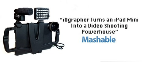 iOgrapher Mobile Media Case | Into the Driver's Seat | Scoop.it