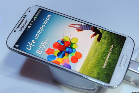 Samsung Wants To Free Your Fingers With Galaxy S4 | New Smartphones and their Technology | Scoop.it