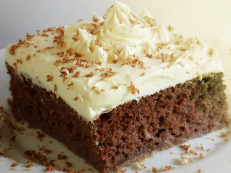 Do you know the milk cake recipe? ... | Foods and recipes | Scoop.it