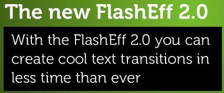 FlashEff2 | 3000+ Flash effects, Flash animation, text effects | Education Technology - theory & practice | Scoop.it