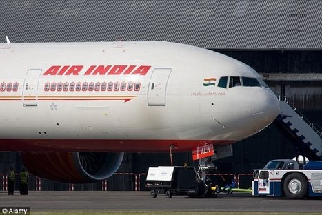 Air India pilots removed from duty after alleged fight in cockpit | Aircraft Maintenance & Training | Scoop.it