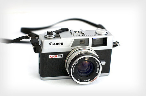 A Brief History of the Canon Canonet Rangefinder | L'actualité de l'argentique | Scoop.it