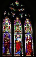 06-01-1858: St John's Church, Richmond ... - Stained Glass Australia | Stained Glass | Scoop.it